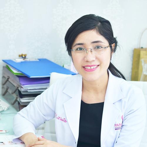 Bác sĩ Ái Xuân