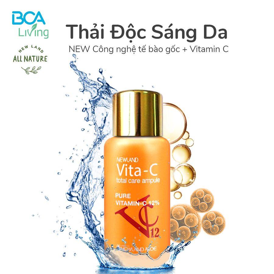 Vitamin C tươi Hàn Quốc