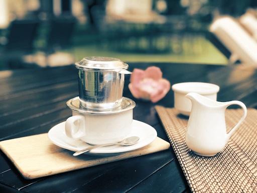 uống cà phê sữa có béo không?