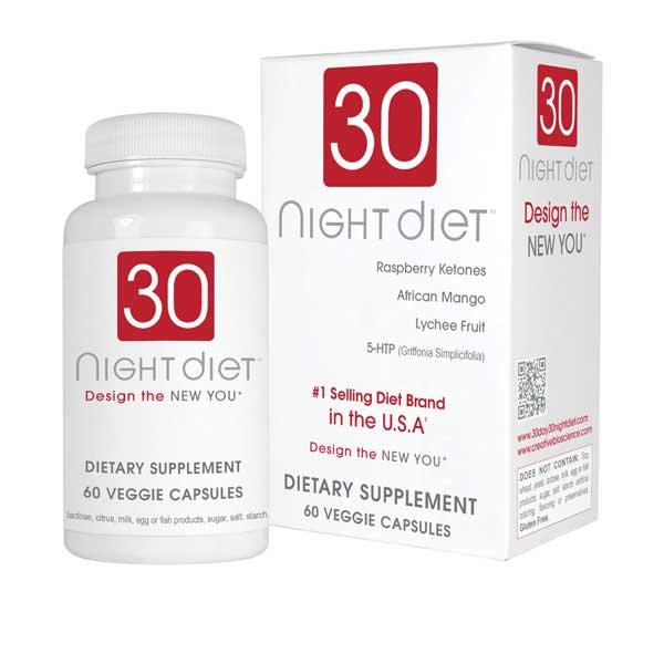 thuốc giảm cân 30 day diet có tốt không