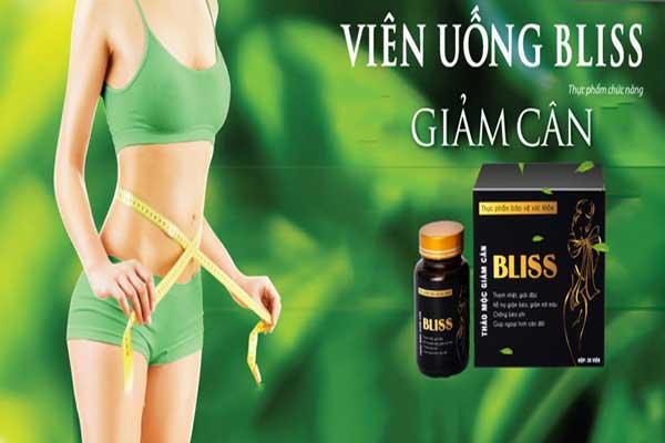 thuốc giảm cân bliss