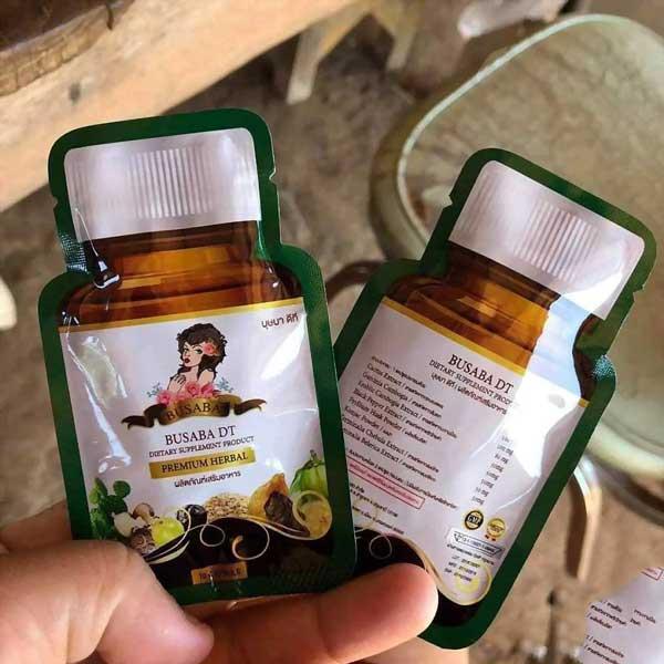 thuốc giảm cân Busaba