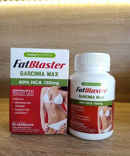 thuốc giảm cân fatblaster garcinia max