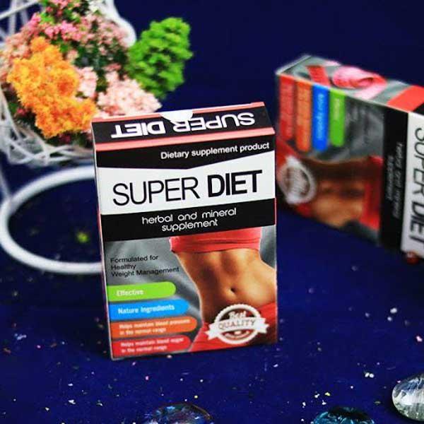 thuốc giảm cân sdiet 1 có tốt không