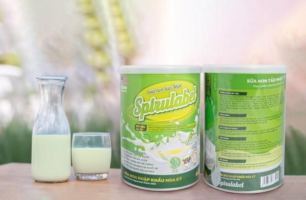 Sữa non Spirulabet