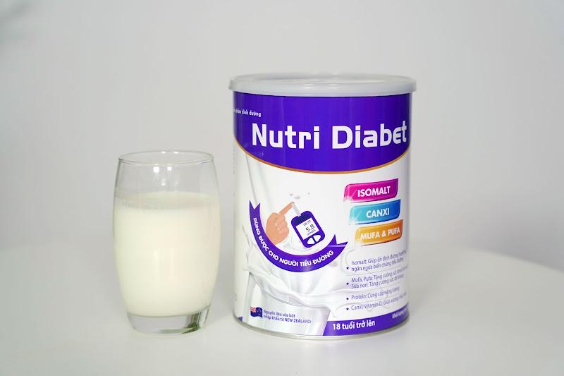 Sữa Nutri Diabet